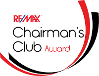 Remax Chairman's Club Award