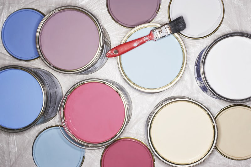 Some of 2019's Most Popular Paint Hues