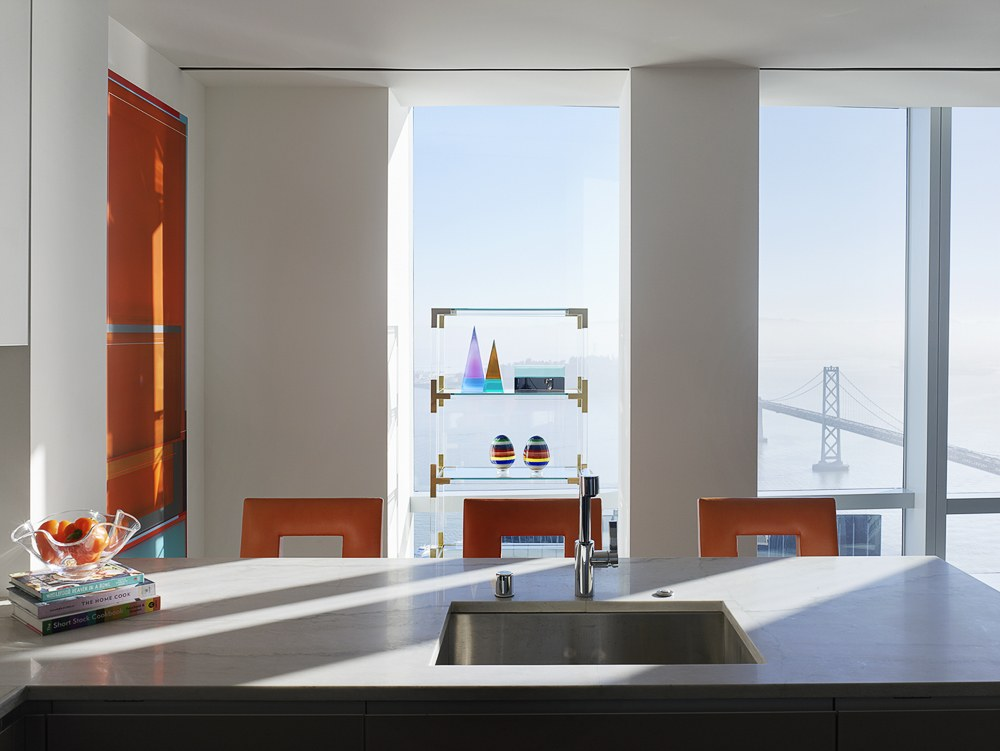 Kendall Wilkinson Outfits the $15.5 Million Penthouse at San Francisco's 181 Fremont